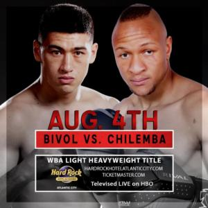 Bivol Makes Third Title Defence On August 4