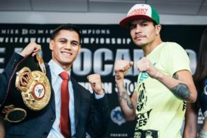 Moises Flores Promises To Bring His A Game To Danny Roman