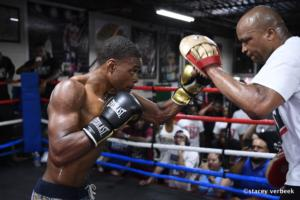 Errol Spence Jr Plans To Clean Up At 147lbs