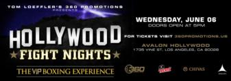 Hollywood nights returns June 6