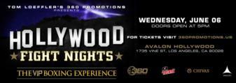 Hollywood nights returns June 6