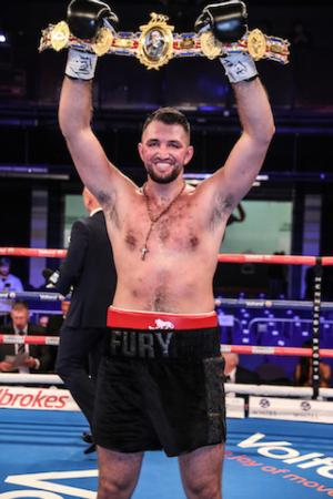 Pulev Has Weight Advantage Over Fury