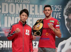 Gavin McDonnell Is Out To Prove He Is A true Champion
