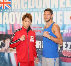 Can Jamie McDonnell Defeat 'The Monster' In Tokyo?