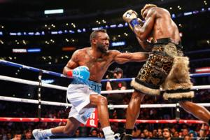 Jermell Charlo Retains WBC Crown In LA
