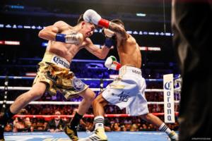 Leo Santa Defeats Abner Mares In Rematch