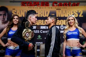 Santa Cruz And Mares Promise A Thrilling Rematch