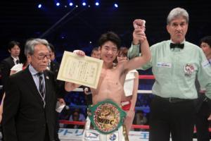 Ken Stops Lopez In 2 To Retain Title