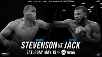 Stevenson-Jack battle for supremacy in light heavyweight division