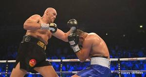 Tyson Fury Plans To Defeat 'Two Bums' To Regain World Titles