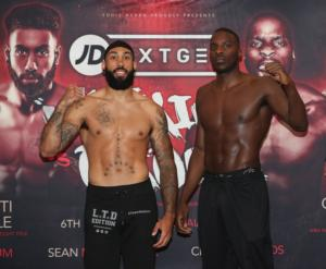 Okolie Drills Watkins In Three At York Hall