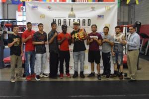 pic Jason Rodriguez/Superelite Boxing