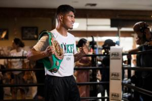Mikey Garcia Believes He Is In His Prime