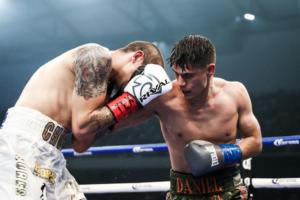Danny Roman Defends WBA Title Against Gavin McDonnell In Chicago