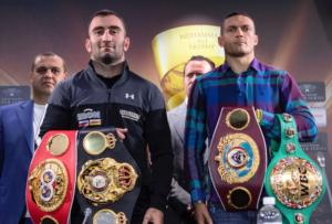 Usyk And Gassiev Have Mutual Respect For Each Other But Saturday Will Be A War