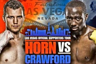 An inside look at the Horn vs. Crawford fight