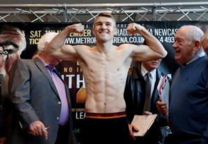Liam Smith Aims To Prove His Critics Wrong In Vegas