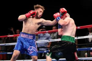 Mykquan Williams Impresses Against Matt Doherty