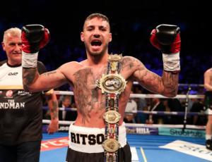 Lewis Ritson: 'I'll Fight Anyone'