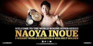 Naoya Inoue Is The Latest Bantamweight Edition In WBSS Tournament