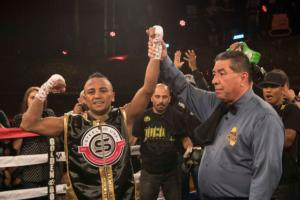 Negrete Defends His NABF Title Against 'The Professor'