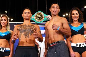 Prograis And Velasco Make Weight In New Orleans
