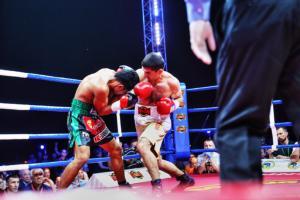 Artem Dalakian Retains WBA Flyweight Crown In Kiev