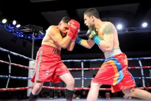 Unbeaten Lightweight Clash In Sloan