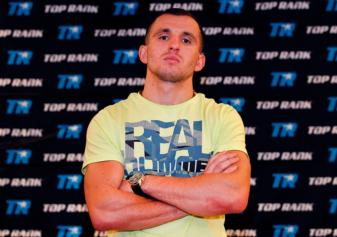 Kavaliauskas looking to cement his name as a welterweight to watch July 7