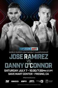 Ramirez vs. O'Connor fight cancelled, Kavaliauskas - Abreu bout now main