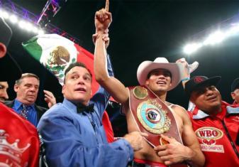 Ramirez,Saucedo, and Jose Ramierez hold media workouts