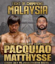 Pacquiao vs. Matthysse