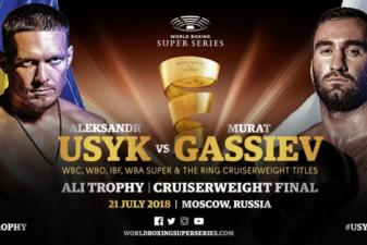 Usyk unifies cruiserweight division, dominates Gassiev
