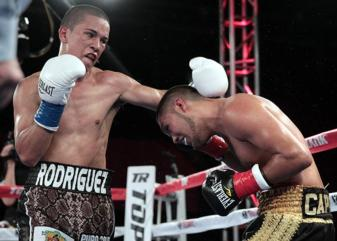 Top Rank signs Saul Rodriguez to promotional agreement