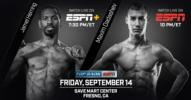 Sept.14 Fresno Dadashev vs. DeMarco