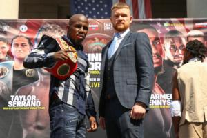 Tevin Farmer Targets Gervonta Davis Showdown