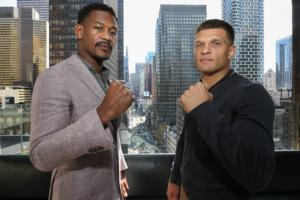 Jacobs And Derevyanchenko To Clash For Vacant IBF Middleweight Crown