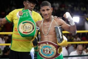 Miguel Marriaga Re-Signs With All Star Boxing
