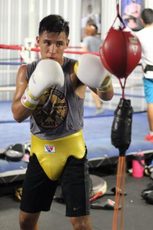 Omar Juarez's Pro Debut Delayed Due To Weight Issues