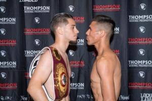 Villa And Gonzalez Make Weight