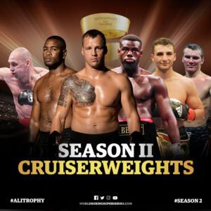 WBSS Cruiserweight ll Line-Up Announced