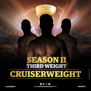 World Boxing Series To feature Cruiserweights In Season II
