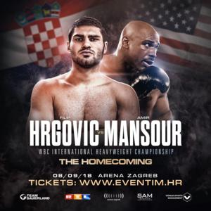 Mansour Steps In To Face Hrgovic