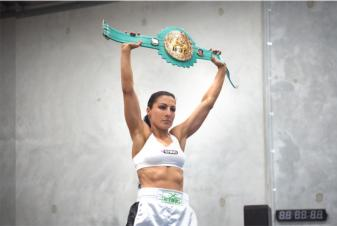 Susie Ramadan aiming to join Jeff Fenech as three-time world champion