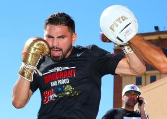 Jose Ramirez set for hometown title defense
