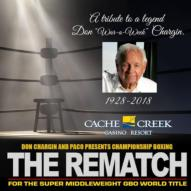 The fights at Cache Creek