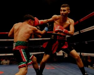 Mendez Defeats Aragon On Trujillo Fight Night