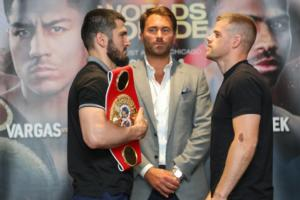 Beterbiev And Johnson Make Weight/Miller Has Huge Weight Advantage