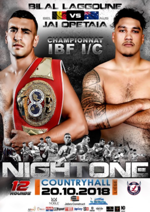 Jai Opetaia Travels To Belguim For Title Shot