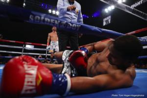 Jorge Linares Tko's Cotto In 3